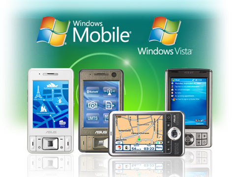 Windows mobile phone software